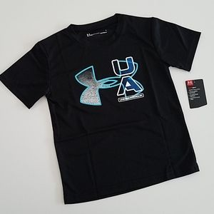 [Boy 6] Under Armour Heatgear T-Shirt NWT